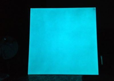 EverLasting glow blue glowing panel